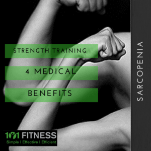Strenght Training medical benefits Sarcopenia